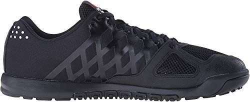 Reebok Men's Crossfit Nano 2.0 Training Shoe, Excellent Red/White/Blue/Steel, 8 M US