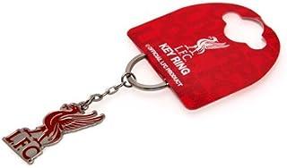 Liverpool FC Officiel Vous NE POURREREZ JAMAIS Seul Porte-cl/és avec Sac Cadeau en Velours Stock limit/é
