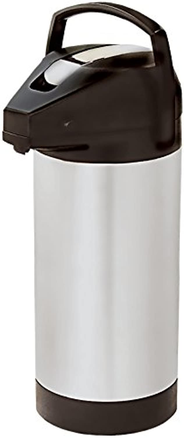 FETCO D063 Airpot, Stainless Steel, 1.0 gal