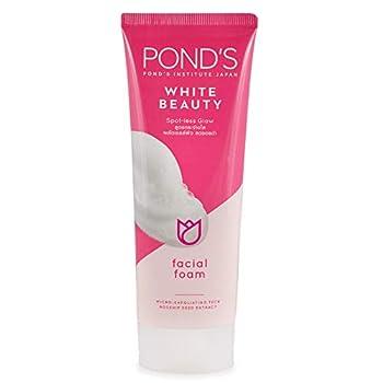 Pond s White Beauty Daily Facial Foam Spot-Less Rosy White 100g / 3.5 oz