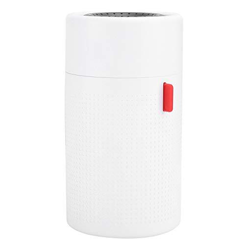 01 Freshener Mist Maker, Difusor Humidificador Recargable USB, Humidificador En Aerosol De Escritorio De 750 Ml, Sala De Estudio para Dormitorio, Sala De Estar, Hogar