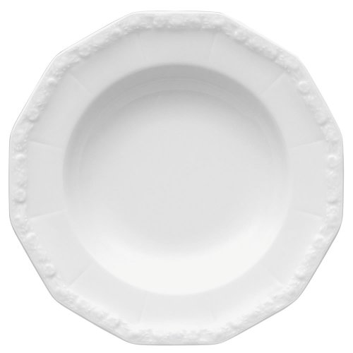Rosenthal 10430-800001-10323 Maria Suppenteller 23 cm, weiß
