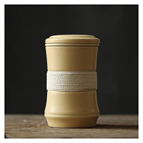 Chengcheng AIYISITELU Tazas de cerámica Tazas con filtros Taza de té Chino Kung fu Tazas Tazas de Taza de Bebida KAFEIFEI (Color : Style F)
