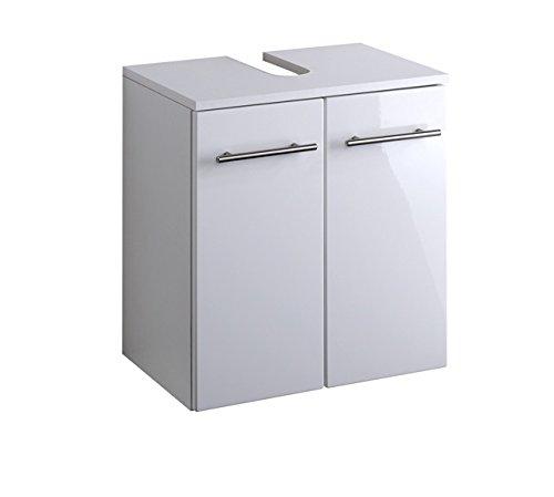 Waschbeckenunterschrank Sockelhöhe: 11 cm