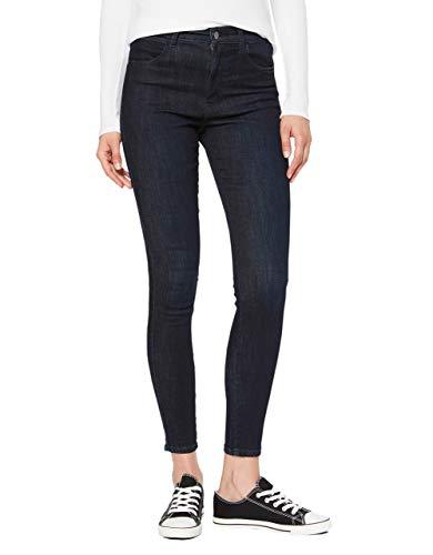 Wrangler Damen High Rise Skinny Jeans, Blau (Blue Black), 26W / 32L
