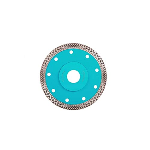 YO-HAPPY Sierra para baldosas, Cuchilla de Diamante para Azulejos Fast 4 Pulgadas 4,5 Pulgadas 5 Pulgadas Cortador de Azulejos de Porcelana Cutti de cerámica