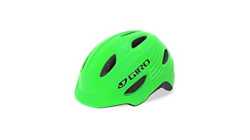 Giro Scamp MIPS Youth Casque de vélo Unisexe pour garçon Vert/Citron Vert Taille S