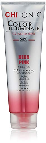 CHI Ionic Color Illuminate Neon Pink Après-Shampoing