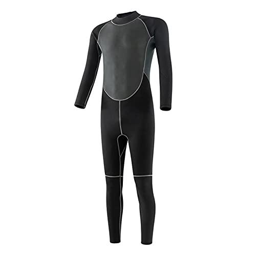Wollaston Traje de natación completo superelástico para natación, surf, snorkeling, sudaderas de buceo para natación, surf, snorkeling