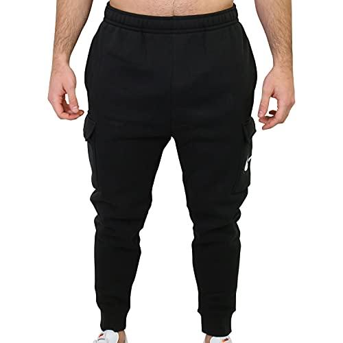Nike Herren Sportswear Court Cargohose Schwarz S