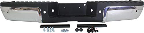 Evan-Fischer Step Bumper Assembly Compatible with 2008-2012 Ford F250 Super...