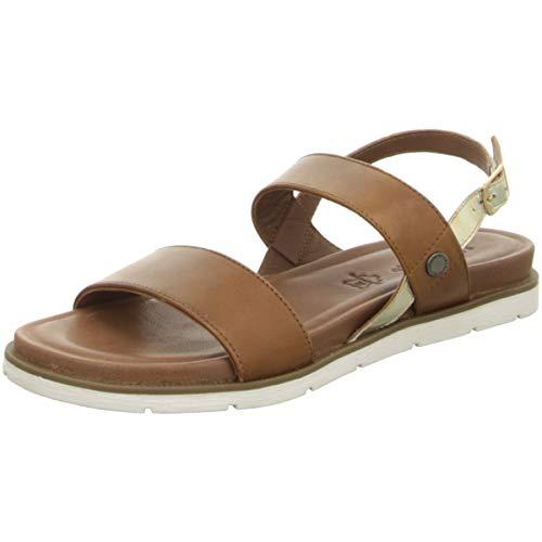 Salamander Damen Sandaletten 32-84903-07 braun 710955