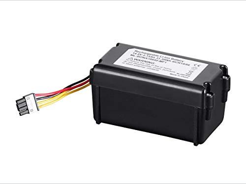Monoprice 135567 استبدال البطارية 2.0 عالية شفط