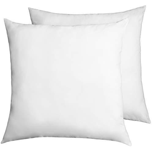 profesional ranking Relleno almohada 80 × 802 unidades – Relleno almohada microfibra suave 80 × 80 – Relleno almohada … elección
