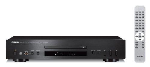 Yamaha CD-S300 Lettore CD, Nero