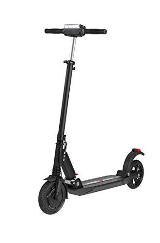 Shade 690048, Street Scooter Pieghevole Elettrico Unisex Adulto, Nero, Singolo