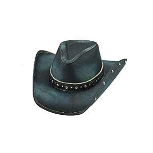 Bullhide Better Than Yesterday Denim Western Hat 2792 15 31LQ27T+zJL. SS300