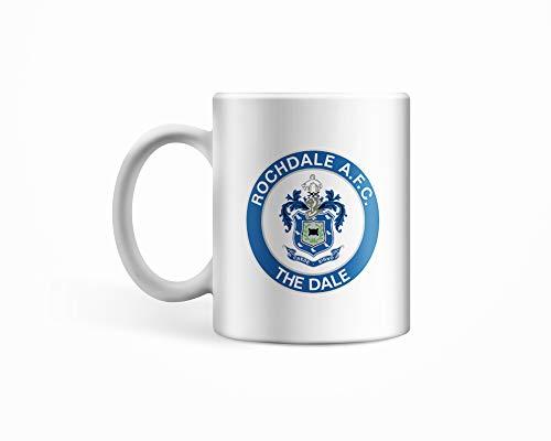 Rochdale FC Ceramic Retro Mug/Cup