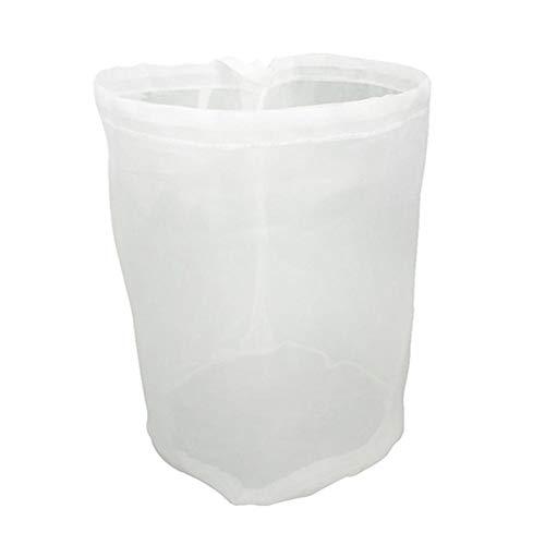 LUCYPAPASHOW Hanf Nussmilchbeutel - Die umweltfreundliche Alternative Zur Herstellung von Mandelmilch - Haselnussmilch - Selleriesaft - Veganer Joghurt - Quinoa Spülen