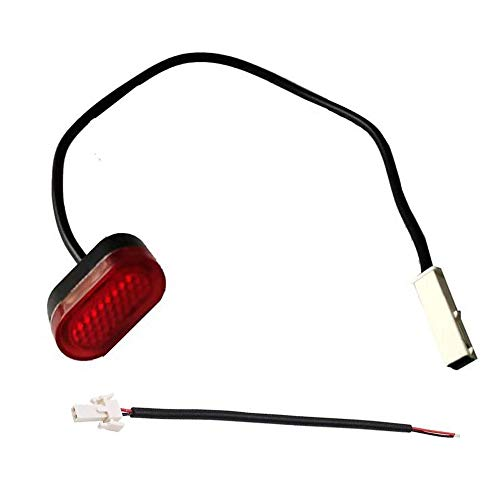 aibiku Luz Trasera y Cable de la Batería para Xiaomi Mijia M365...