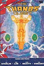 The Thanos Quest Book Two : Games and Prizes - Graphic Novel (1)