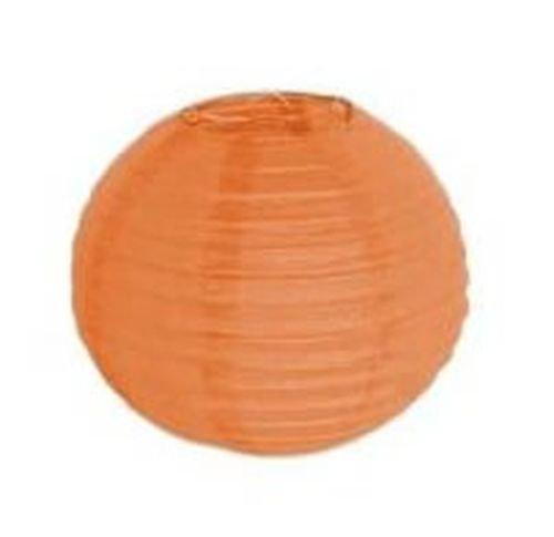Orange Mini Party Laterne