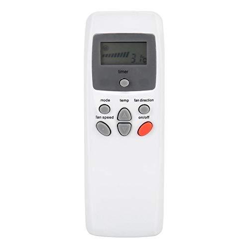 Wendry Control Remoto Inteligente del Aire Acondicionado, reemplazo del Controlador Remoto Universal para LG 6711A20016S/6711A20016M, Blanco