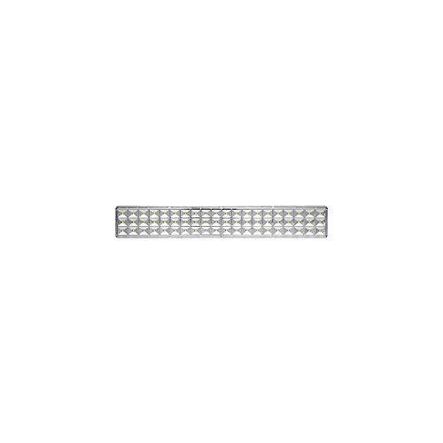 Lampara Emergencia Illux ML-1703.EMER, Recargable, 60 LEDs, Portable.