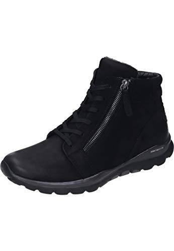 Gabor Shoes Damen Rollingsoft Stiefeletten, Schwarz (Schwarz (Mel.) 47), 37.5 EU