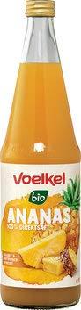 Voelkel Bio Ananassaft - 100% Direktsaft (6 x 700 ml)