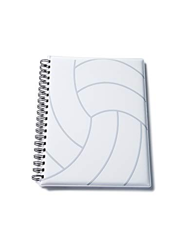 Tandem Sport Volleyball Notebook