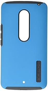 Motorola Droid MAXX 2 / Moto X Play Case Incipit [Hard Shell] [Dual Layer] Case for Motorola Droid MAXX 2 / Moto X Play-Cyan/Gray