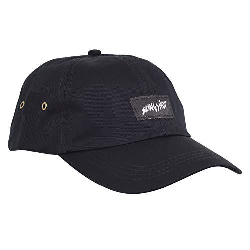 Slingshot Shot & Roll Hat Black