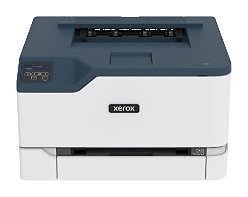 Xerox C230 Stampante Laser A4 Colore, 22ppm, Wireless con Stampa Fronte Retro, White Blue