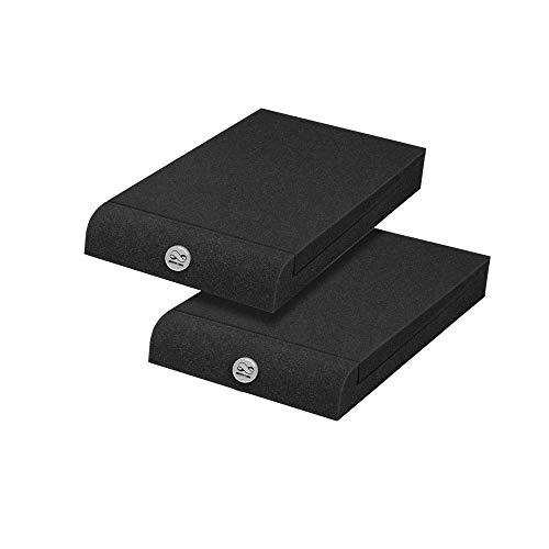 Infitronic - INSMA1730-2er-Pack Studio Monitor Absorberplatte Isolationspads schaumstoffe (170x300mm)