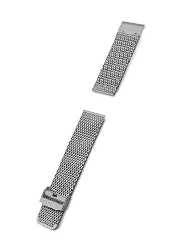 Maschenband Silber KHS.EBMS.22 Stahlband 22 mm