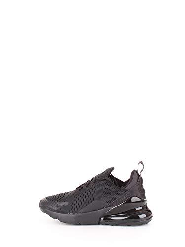 Nike Air Max 270 Bg, Scarpe da Fitness Bambino, Nero (Black/Black 001), 36 EU