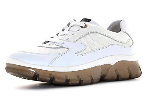 CALLAGHAN schoenen vrouw lage sneakers 44200 WHITE maat 37 Wit