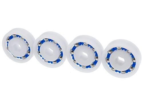 Lodd Pool Rodamientos de Bolas adaptables para Rueda de Polaris 360 380 3900 Sport Robot Limpiador de Piscina