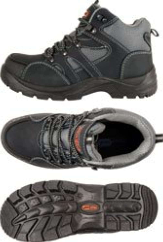 PKE Pro.Spec Stormforce Hiker Boot Black Grey Size 11 (46) [Pack of 1] [+F6]