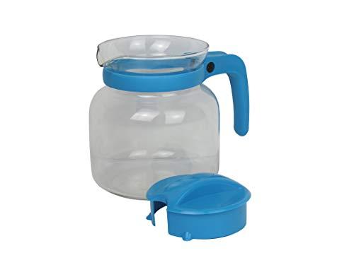 Schulz - Jarra de cristal (1 L, apta para microondas)