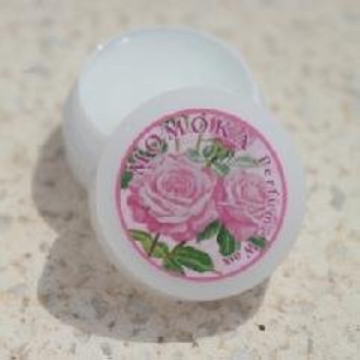 可決対立不足バラの香りの贈り物?練り香水 桃香