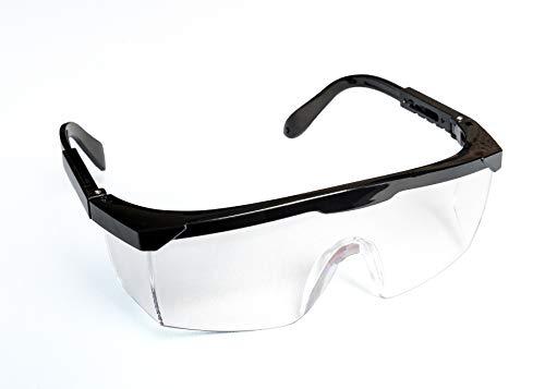Schutzbrille mit EN166 Laborbrille Sicherheitsbrille Arbeitsschutz