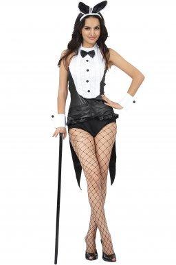 Disfraz de conejita sexy para mujer: Amazon.es: Juguetes y juegos