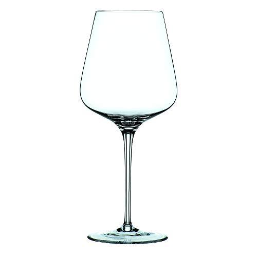 Spiegelau & Notte Uomo, Cristallo Vetro, vinova Bicchieri Bordeaux