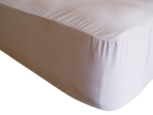 Dust Mite and Allergen Proof Fitted Mattress Encasing;...