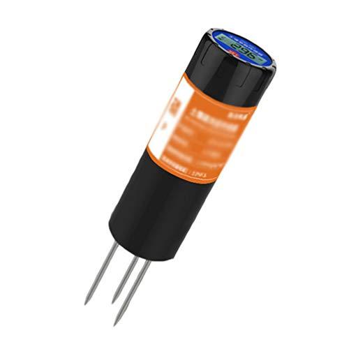 Yijinstyle Análisis de Suelos Analisis NPK, Sensor NPK de Alta Precisión del Suelo, Probador de Detectores de Fertilizante, Prueba de Suelo para Agricultura (Sensor de fósforo del Suelo)