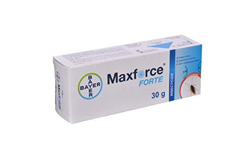 Bayer Peak Traders Maxforce Forte Gel For Cockroaches, 30 Grams Gel Per Tube