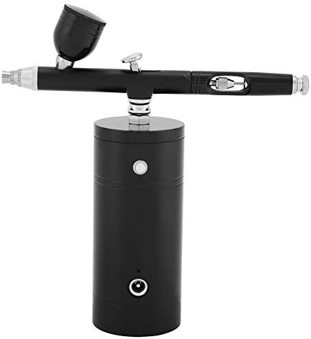 Airbrush Kit Maxmartt Some reservation Mini-Compact Airb In a popularity Compressor Air Portable