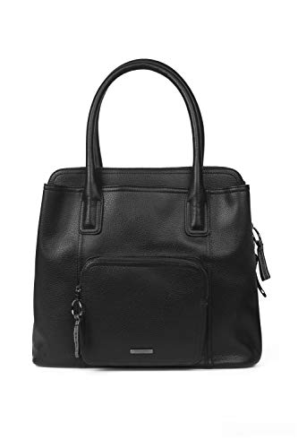 Ilse Jacobsen | BAG5PU | The Classic Ilse Jacobsen Bag made in a nice imitated full grain Leather | Black